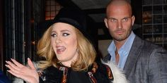 Adele's Hot Bodyguard Is Causing an Internet Meltdown The Smoke, Celebs, Celebrities, Attractive Men, Look Cool, Adele, Entertaining, Actors, Hot