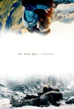 Uhhh.... It's so sad. I loved Thorin :/