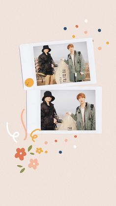 #Jin #junkook #bts #btslockscreen #btswallpaper #btsarmy Framed Wallpaper, Tumblr Wallpaper, Bts Wallpaper, Iphone Wallpaper, Polaroid Template, Frame Template, Best Instagram Stories, Instagram Story Ideas, Instagram Frame