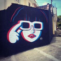 Amusing and Childish Murals in São Paulo – Fubiz Media