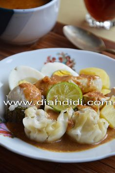 Diah Didi's Kitchen: Tips Membuat Siomay Ikan Lebih Empuk