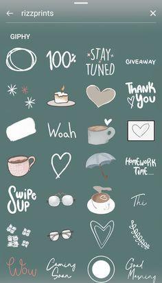 Instagram Words, Instagram Emoji, Iphone Instagram, Instagram Frame, Instagram And Snapchat, Insta Instagram, Instagram Quotes, Creative Instagram Photo Ideas, Instagram Story Ideas
