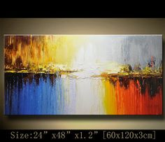 Abstract Painting Wall Decor Original Painting by xiangwuchen