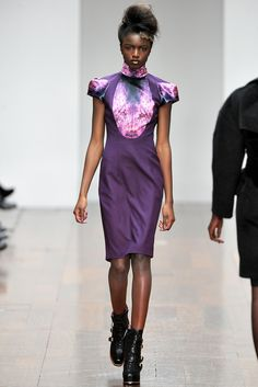 FALL 2012 READY-TO-WEAR  Jean-Pierre Braganza
