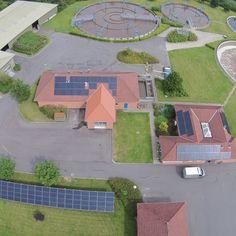 Store solcelle anlæg. KlimaEnergi har opsat mere end 2500 solcelleanlæg i Danmark siden 2006. Se udvalg erhvervs referencer her