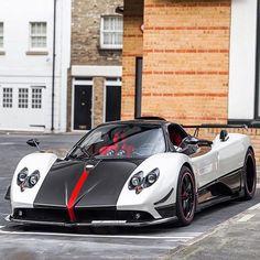 Zonda Cinque Roadster