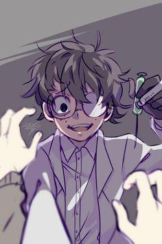 Boku no Hero Academia: villain!Midoriya