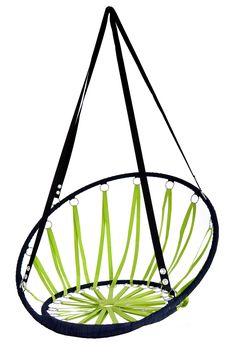 Houpací síť zelená pro děti Hammock Chair Stand, Hanging Chair, Furniture, Home Decor, Homemade Home Decor, Hammock Chair, Hanging Chair Stand, Home Furnishings, Decoration Home