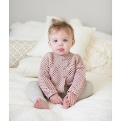 Granny's knitwear - Curry cardigan for babies made from 100% cotton - Mamy Factory