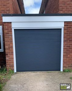 If you're looking for 'garage doors near me' you'll be pleased to know that we install electric roller garage doors UK wide. Click the link to find out more about our insulated roller garage doors. White Garage Doors, Electric Rollers, Garage Door Makeover, Roller Shutters, White Gardens, This Is Us, How To Find Out, Exterior, Outdoor Decor