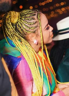 9 Best Sho Majozi Images Latest Music Braids With