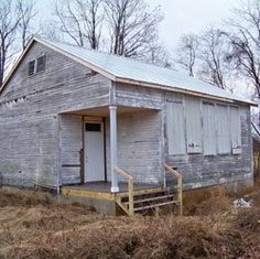 The Dry Ridge Consolidated Colored School in Crittenden, KY was approved for restoration funding in 2009, to be used to educate elementary and secondary school students on the history of Rosenwald Schools, and to provide adult education programs focusing on historic preservation, intercultural relations and other topics of interest to community groups. ~Preservation Kentucky, Inc.