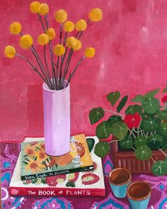 Melanie Vugich (@melanievugich) • Instagram photos and videos Photo And Video, Wood, Videos, Interior, Floral, Plants, Photos, Painting, Instagram