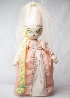 Rapunzel Handmade Collection Cloth Dolls by by Manolitas on Etsy ♡ Princess Zelda, Disney Princess, Rapunzel, Art Dolls, Doll Clothes, Fairy Tales, Textiles, Kawaii, Trending Outfits