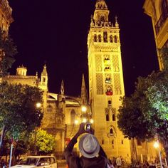 #mrturk photographs #seville cathedral  #trinaturk