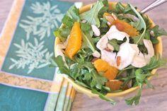 Summertime Arugula, Fennel, and Citrus Salad - Danielle Walker's Against All Grain