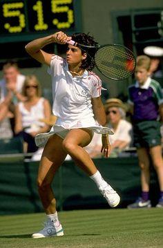 Argentinische Tennisspielerin
