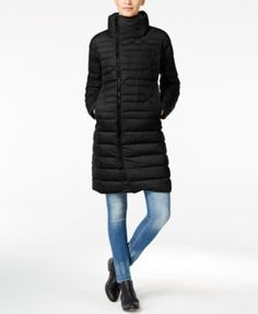 The North Face Far Northern Oversized-Collar Parka $249.00 Sink into the lofty warmth of this 550-fill goose down insulated jacket from The North Face for just the right coverage in frigid conditions.