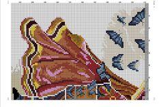 Gallery.ru / Фото #6 - Africanka a motyle - zuzas