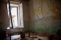 URBEX PHOTOGRAPHY / Spain/ by Nienke van Horn