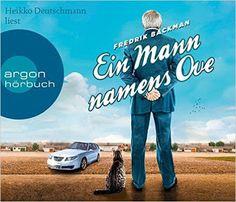 Lesendes Katzenpersonal: [Hörbuch-Rezension] Fredrik Backman - Ein Mann nam...