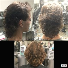 This Is A Menu0027s Haircut I Did On The 10th Of November, 2016. It Is A  Version Of A Mullet. 90 Degrees On Sides And Top, Layers In The Back Using  Top ...