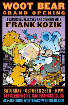 Frank Kozik Blog