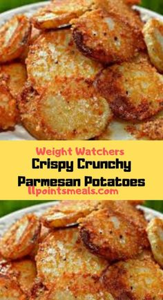 weightwatchersrecipes smartpointsrecipes weightwatchers smartpoints skinnyfood parmesan potatoes crunchy healthy recipes crispy Crispy Crunchy Parmesan Potatoes Crispy Crunchy Parmesan Potatoes You can find Potato recipes and more on our website Ww Recipes, Side Dish Recipes, Vegetable Recipes, Vegetarian Recipes, Cooking Recipes, Healthy Recipes, Recipies, Skinny Recipes, Healthy Cooking