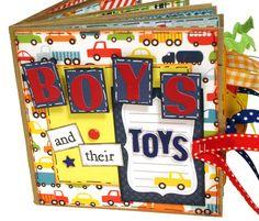 Cute Idea for boys!