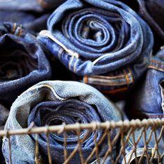 The enduring spirit of all-American blue jeans. #DenimandSupplyRL