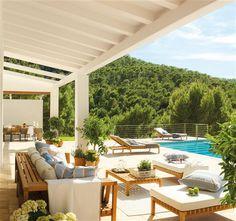 Una casa abierta hacia fuera y hacia adentro · ElMueble.com · Casas
