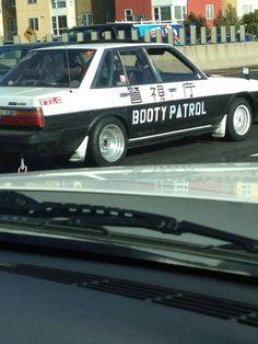 Booty patrol lol
