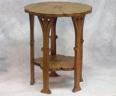 My version of the Gustav Stickley Poppy Table