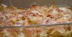 Εξαιρετική συνταγή για Τα τέλεια μακαρόνια φούρνου. Πολύ γευστικά που γίνονται ανάρπαστα!! Recipe by ΜΠΙΣΚΟΤΙΤΣΑ Cookbook Recipes, Pasta Recipes, Dinner Recipes, Cooking Recipes, Greek Recipes, Desert Recipes, Food Dishes, Main Dishes, Macaroni And Cheese