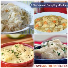 7 Chicken and Dumplings Recipes Just Like Grandma Used to Make is guaranteed to help you whip up a batch of stew and dumplings that will satisfy your soul. You'll swear that these recipes are straight out of your grandmother's recipe box. Stew And Dumplings, Chicken And Dumplings, Easy Casserole Recipes, Soup Recipes, Dinner Recipes, Family Recipes, Turkey Recipes, Pasta Recipes, Southern Cooking Recipes