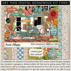 This Moment Is Your Life by Sweet Shoppe Designs