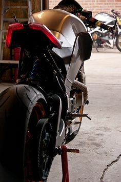 2005 Buell XB12R by Damian D.