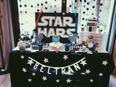 Una candy bar inspirada en STAR WARS