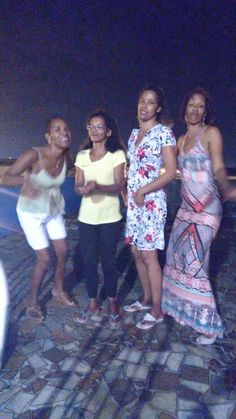 Minhas irmãs e eu...