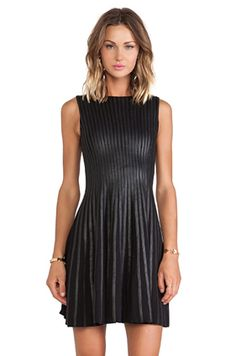 Tracked Out Dress Bailey 44 | Spot it Pop it