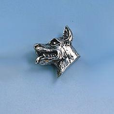 Revers-Stecker Schäferhund