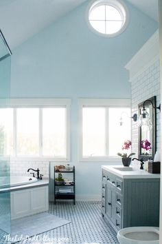 Master Bathroom Reveal - Parent's Edition - The Lilypad Cottage