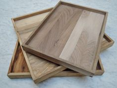 wood tray - Google Search