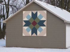 Barn Quilts of Grundy County Iowa
