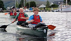 Canoe the Highlands. Cutting clean through Scotland's Great Glen, from Inverness to Fort William, the Caledonian Canal is one of the great waterways . Scotland Tourism, Scotland Travel, Scotland Trip, Holiday Activities, Outdoor Activities, World Travel Guide, Cairngorms, Fort William