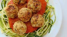 Tortitas de zanahoria y calabacín - Tasty details Albondigas, Healthy Sides, Vegetable Sides, White Beans, Sin Gluten, Vegan Vegetarian, Vegan Food, Finger Foods, Vegan Recipes