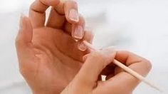 COMO HACER MANICURE PROFESIONAL PASO A PASO - YouTube