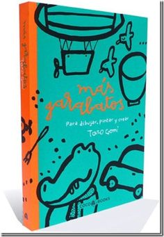 Garabatos con Taro Gomi y COCO BOOKS