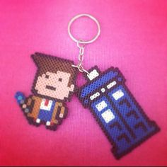 Our first Doctor Who design in what will soon be a collection, starring Sprite David Tenant and the Tardis (other Doctors coming soon!)