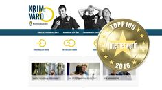 Internet World Top 100: Kriminalvarden.se one of the five best authorities on the web in 2016  For the second year in a row Prison and Probation Service website steps in to Internet World Top 100 list of Sweden's best sites, we at Webking are extra proud and delighted to have been involved in the project and development of the Prison and Probation Service website.